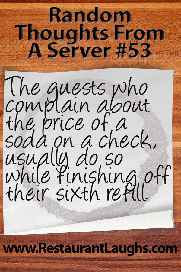 Funny restaurant pictures