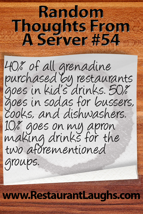 Funny Restaurant Picture